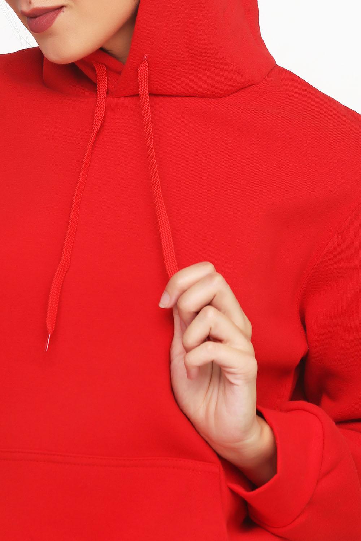 Худи Женский Красный